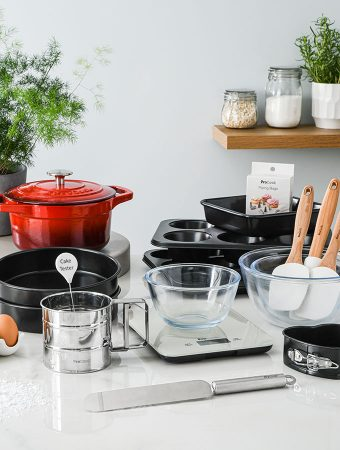 Win a baking bundle with ProCook and Hermine