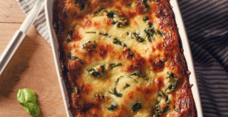 ProCook Butternut Squash and Spinach Vegetarian Lasagne